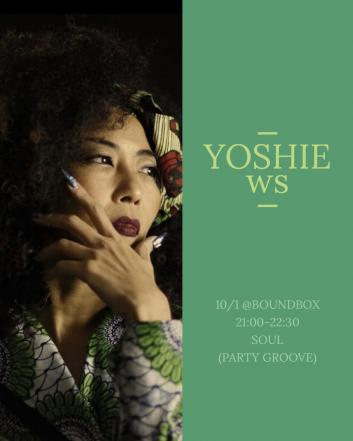 YOSHIE (BE BOP CREW / ebony)